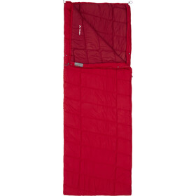 VAUDE Navajo 100 Syn Sac de couchage, dark indian red